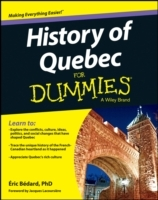 History of Quebec For Dummies av Eric Bedard (Heftet)