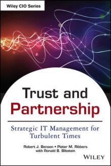 Trust and Partnership av Robert J. Benson (Innbundet)