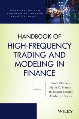 Omslag - Handbook of High-Frequency Trading and Modeling in Finance