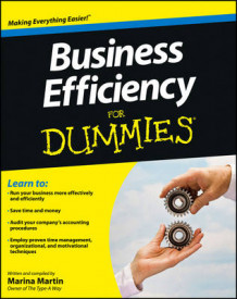Business Efficiency For Dummies av Marina Martin (Heftet)