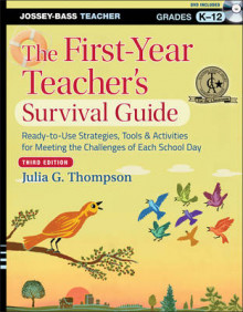 The First-Year Teacher's Survival Guide av Julia G. Thompson (Heftet)