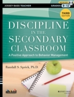 Omslag - Discipline in the Secondary Classroom