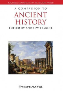 A Companion to Ancient History av Andrew Erskine (Heftet)