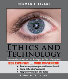 Ethics and Technology Ethical Issues in an Age of Information and Communication Technology 4E Binder Ready Version av Herman T. Tavani (Perm)