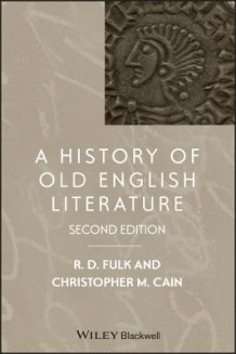 A History of Old English Literature (Innbundet)