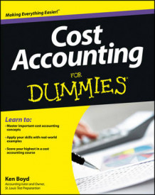 Cost Accounting For Dummies(R) av Kenneth Boyd (Heftet)
