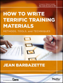 How to Write Terrific Training Materials av Jean Barbazette (Heftet)