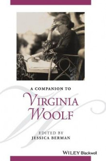 A Companion to Virginia Woolf (Innbundet)
