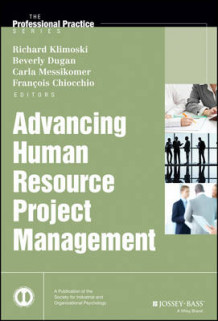 Advancing Human Resource Project Management (Innbundet)