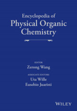 Omslag - Encyclopedia of Physical Organic Chemistry