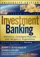 Investment Banking University, Second Edition av Joshua Pearl og Joshua Rosenbaum (Heftet)