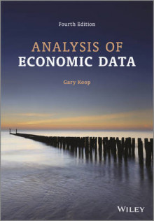 Analysis of Economic Data av Gary Koop (Heftet)
