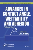Advances in Contact Angle, Wettability and Adhesion (Innbundet)