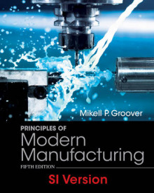 Principles of Modern Manufacturing av Mikell P. Groover (Heftet)
