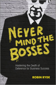 Never Mind the Bosses av Robin Ryde (Innbundet)