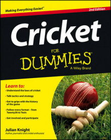 Cricket for Dummies 2E av Julian Knight (Heftet)