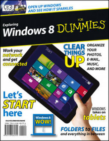 Exploring Windows 8 For Dummies av Galen Gruman (Heftet)