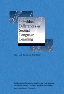 Individual Differences in Second Language Learning (Heftet)