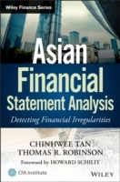 Asian Financial Statement Analysis av ChinHwee Tan, Thomas R. Robinson og Howard Mark Schilit (Innbundet)