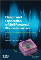 Design and Fabrication of Self-Powered Micro-Harvesters av C. T. Pan, Y. M. Hwang, Liwei Lin og Ying-Chung Chen (Innbundet)