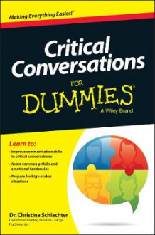 Critical Conversations For Dummies av Christina Tangora Schlachter (Heftet)