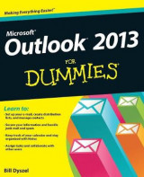 Omslag - Outlook 2013 For Dummies