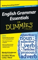 English Grammar Essentials For Dummies - Australia av Wendy M. Anderson, Lesley J. Ward og Geraldine Woods (Heftet)