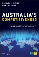 Australia's Competitiveness av Michael J. Enright og Richard Petty (Heftet)