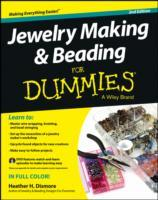 Jewelry Making and Beading For Dummies av Heather H. Dismore (Heftet)