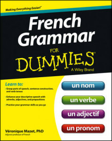 French Grammar For Dummies(R) av Veronique Mazet (Heftet)
