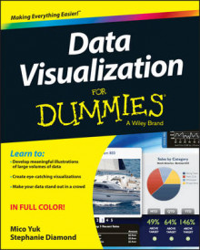 Data Visualization for Dummies av Yuk Mico, Stephanie Diamond og Consumer Dummies (Heftet)