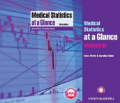 Medical Statistics at a Glance Text and Workbook av Aviva Petrie og Caroline Sabin (Heftet)