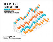 Ten Types of Innovation av Larry Keeley, Helen Walters, Ryan Pikkel og Brian Quinn (Heftet)