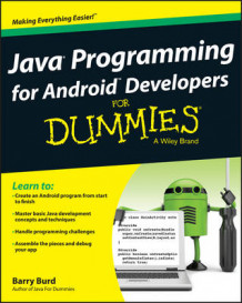 Java Programming for Android Developers For Dummies av Barry Burd (Heftet)