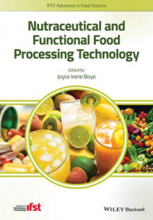 Nutraceutical and Functional Food Processing Technology av Joyce I. Boye (Innbundet)