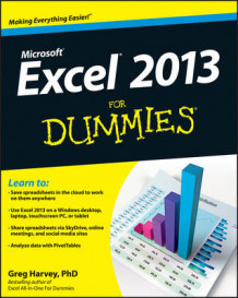 Excel 2013 for Dummies, Book + DVD Bundle av Greg Harvey (Heftet)