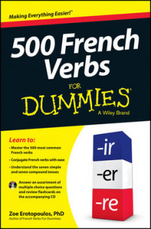 500 French Verbs For Dummies av Consumer Dummies (Heftet)