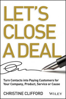 Let's Close a Deal av Christine Clifford (Innbundet)