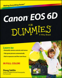 Canon EOS 6D For Dummies av Doug Sahlin (Heftet)