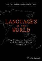 Languages In The World av Phillip M. Carter og Julie Tetel Andresen (Innbundet)