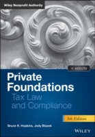 Private Foundations av Bruce R. Hopkins og Jody Blazek (Innbundet)