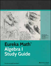 Eureka Math Algebra I Study Guide: Algebra Volume 1 av Great Minds og Common Core (Heftet)