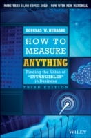 How to Measure Anything, Third Edition av Douglas W. Hubbard (Innbundet)