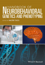 Omslag - Handbook of Neurobehavioral Genetics and Phenotyping