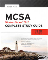 Omslag - MCSA Windows Server 2012 Complete Study Guide: Exams 70-410, 70-411, and 70