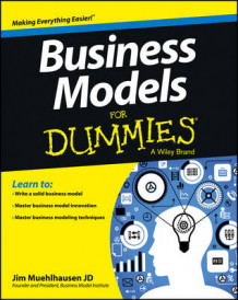 Business Models for Dummies av Jim Muehlhausen (Heftet)