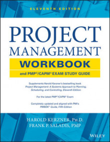 Project Management Workbook and PMP/CAPM Exam Study Guide av Harold R. Kerzner og Frank P. Saladis (Heftet)