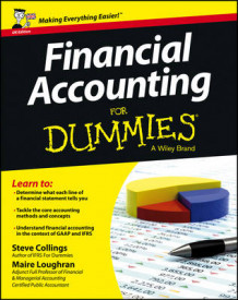 Financial Accounting For Dummies av Steven Collings og Maire Loughran (Heftet)