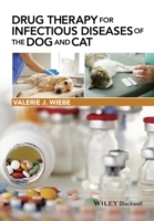 Drug Therapy for Infectious Diseases of the Dog and Cat av Valerie J. Wiebe (Heftet)