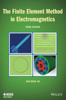 The Finite Element Method in Electromagnetics av Jianming Jin (Innbundet)
